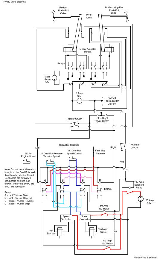 Fly By Wire Electrical on hour meter wiring diagram